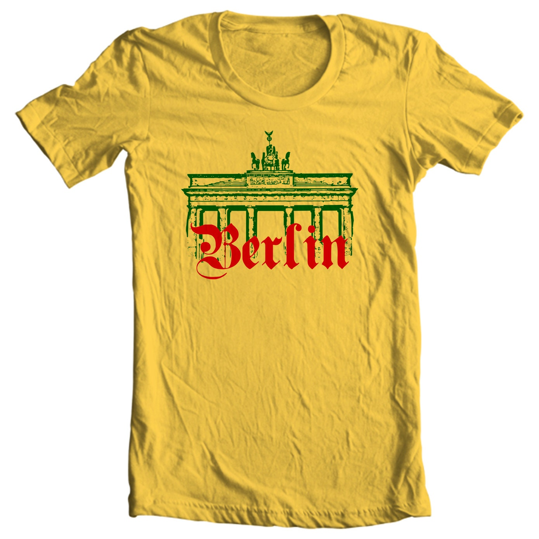 Brandenburg Gate Berlin Germany T-shirt