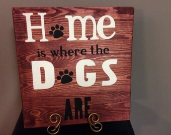 More than one dog!  here is your sign! canadian shop, canada