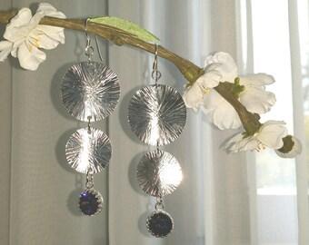 Argentium Silver Dangles