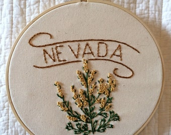 Nevada - Sagebrush 9'' Hoop
