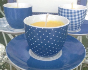Coffee Cup with candle