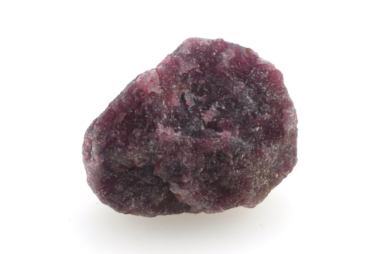 rough pink tourmaline raw tourmaline crystal within matrix