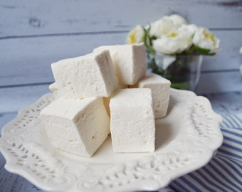 Organic Lemon Marshmallows
