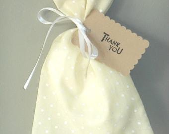 Wedding favour bag