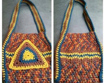 Crochet Hip Bag