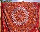 Blazing Sun Mandala/Solar Plexus, Sacral & Root Chakra.