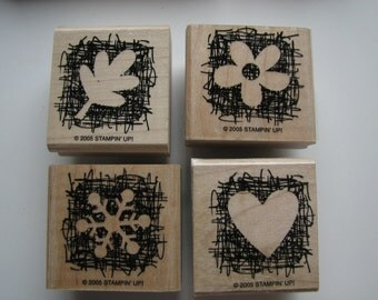Stampin Up Made from Scratch