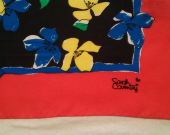 Gorgeous Sarah Coventry Vintage Scarf