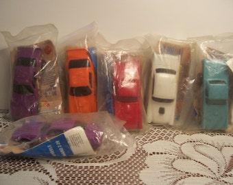 Hot Wheels Mcdonald's Cars