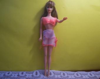 Vintage Barbie Twist-N-Turn With Bendable Legs
