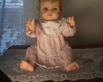 Vintage Eegee Doll