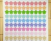 S003 - 100 Color Stars ~ ...