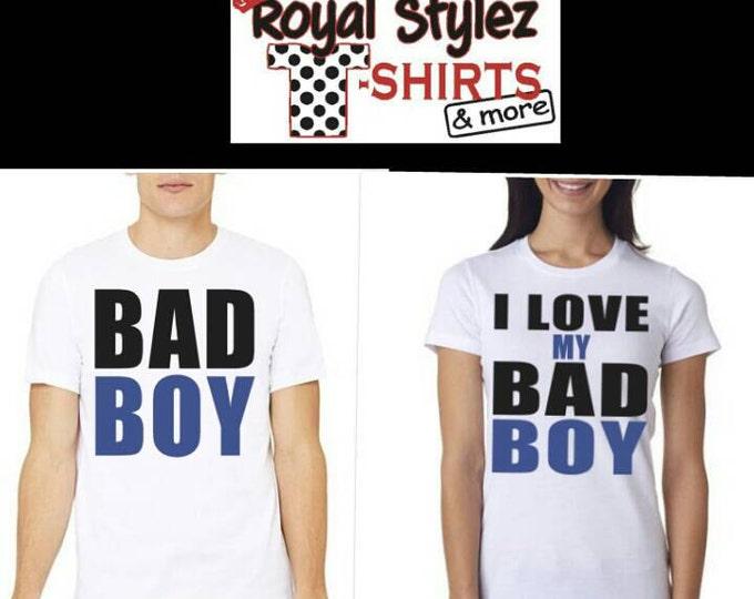 Bad boy/i love bad boys