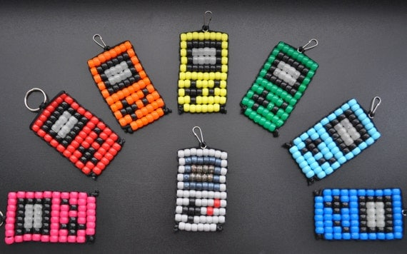 Color Bead Game Game Boy Color Pony Bead
