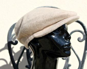 Multifunctional headwear Wool cap Newsboy cap Driver cap