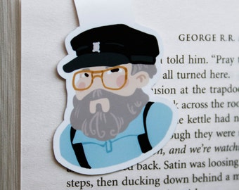 George R. R. Martin Bookmark
