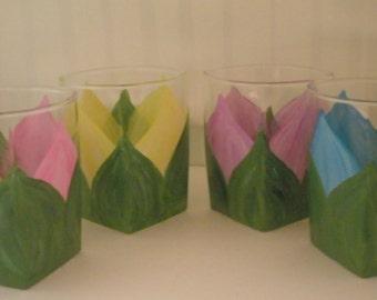 Tulip Glasses 13 oz