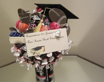 "Candy Bouquet ""Tootsie Roll"""