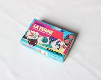 Nathan Games, Domino farm, educational games,