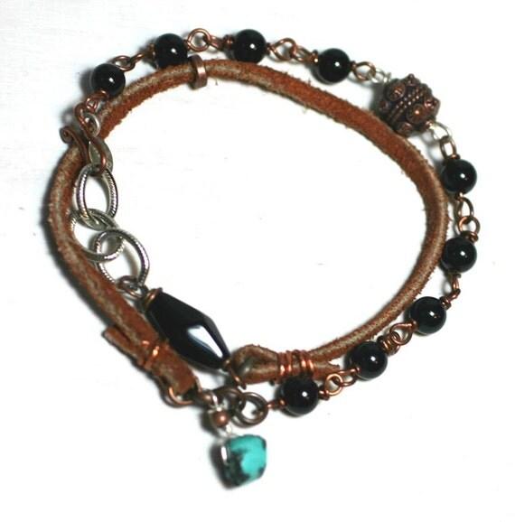 items similar to rosary prayer black onyx carpal