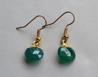 Jade Green sea Glass