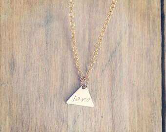 Love | Geo | necklace