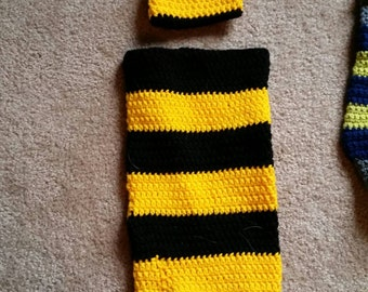 Baby sack/Bumble Bee costume/Crochet baby sack