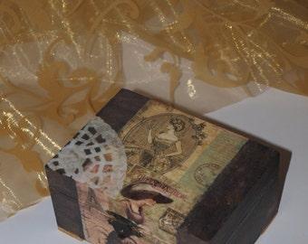 Parisien box