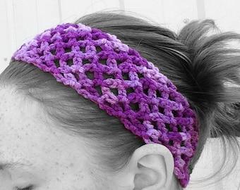 Large Criss-Cross Headband