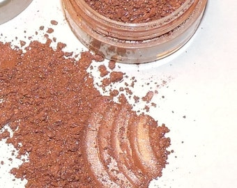 Mysterious Mineral Eyeshadow -- Cruelty-Free, Vegan, All-Natural Mineral Makeup