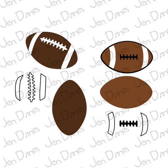Football Laces Svg Dxf Eps Svg Cutting Files For Cricut Silhouette Football Svg Design Football Designs Cut Sports Svg