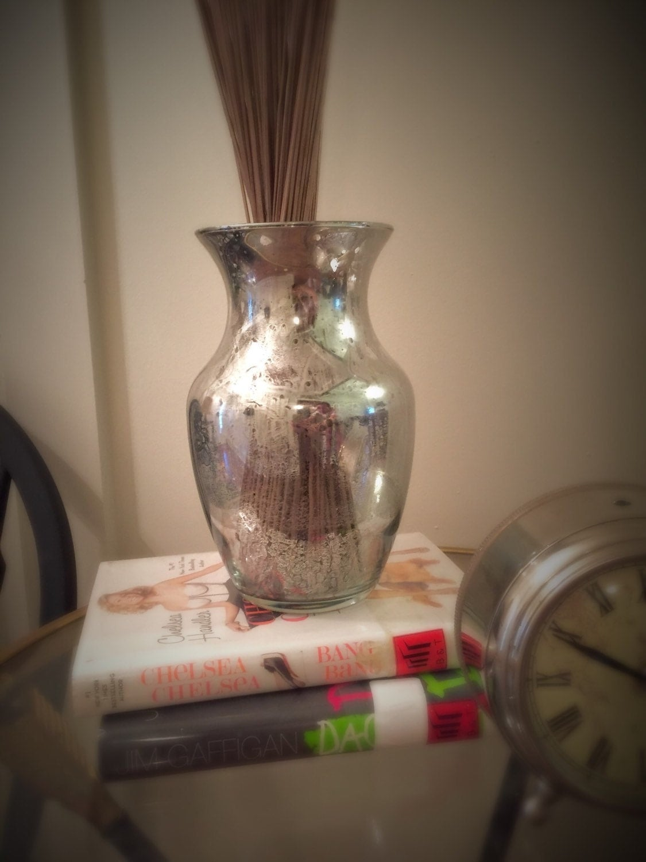 mercury glass vase anthropologie hack mercury vase vintage On anthropologie glass vase