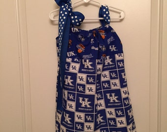 KY Wildcats  Girl's dress