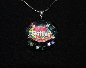 Skittles Necklace
