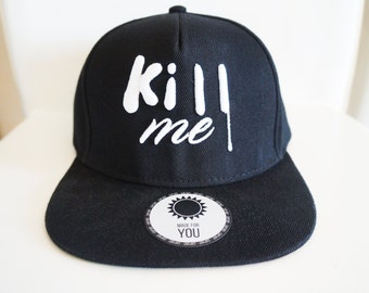 CAP'hot model black collection Kill was 2015