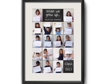 Personalized Class Gift