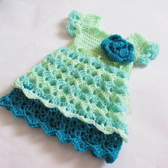 Crochet Chevron Baby Dress Pattern : crochet pattern crochet patterns crochet dress baby by ...