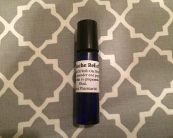 Headache Relief Essential Oil Blend