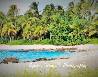Fine Art Photography Private Paradise