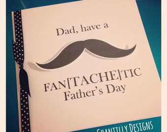 Funny Handmade Unique Father's Day Card
