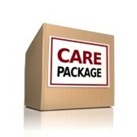 how to make a care package box