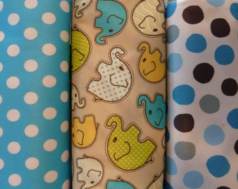 Pocket diapers custom made-boy or gender neutral
