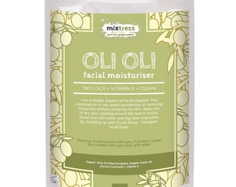 Oli Oli - Oil Facial Cleanser