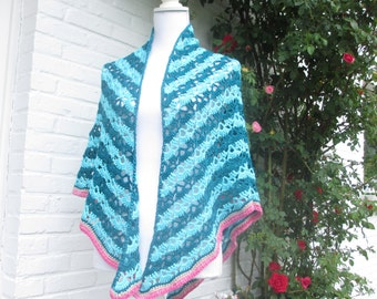 Southbay Shawlette in cotton