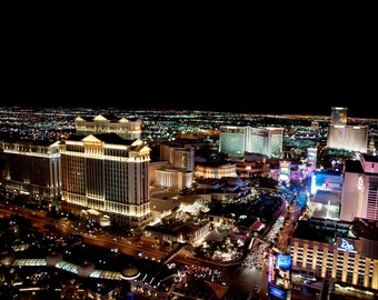 Las Vegas Strip Print or Canvas
