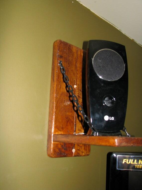 Supporti per casse acustiche in legno di greatwoodencreations