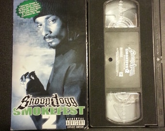 Snoop Dogg - Smokefest 2 - VHS