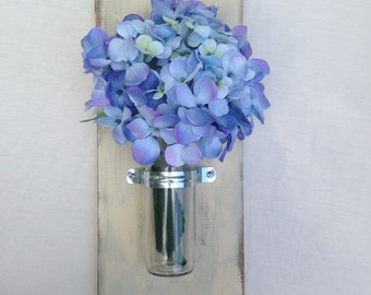 Wall Flower Vase (Set of 2)
