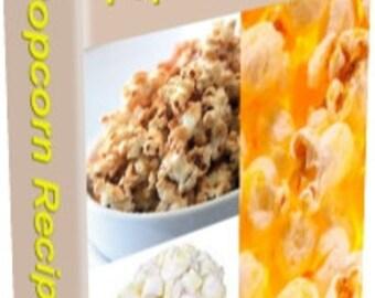 100 Popcorn Recipes PDF EBOOK