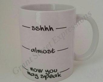 The perfect coffee mug for coffee lovers!